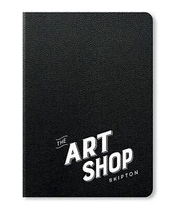 The Art Shop Skipton Cartridge Paper Sketch Journal A5 (62 Sheets)