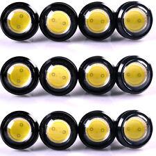 LED Eagle Eye White Light Daytime Running DRL Tail Backup Light Car 12 X 9W
