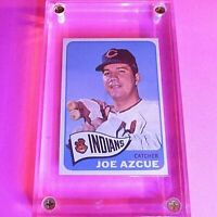 1965 TOPPS #514 Joe Azcue Indians NM NrMt High Grade