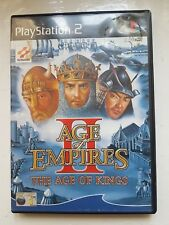 Age of Empires II: The Age of Kings (PS2) - Game pal