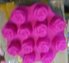 Silicon Cake Mould,Cake Decoration Mould,for birthday and parties-Rose Shape