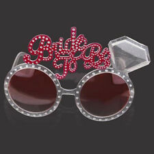Bride To Be Glasses Hen Night Party Accessories Bachelorette Novelties & Favors