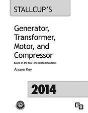 2014 Stallcup's Generator, Transformer, Motor, & Compressor Answer Key