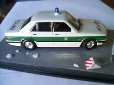 "1981/1984 BMW 518 POLIZEI E28 Movie ""OCTOPUSSY"" JAMES BOND 007 1/43 DIORAMA NEW"