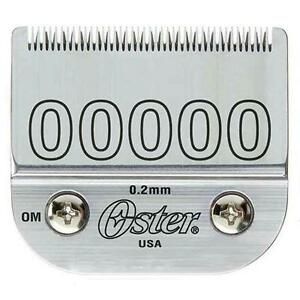 Oster Professional Replacement Clipper Blade Size 00000 76918-006 Classic 76