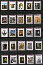 Netherlands complete set of 100 personalized stamps - Dutch history MNH