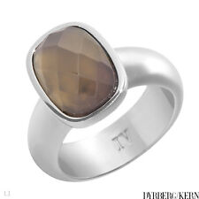 DYRBERG/KERN of DENMARK! Seiwa Collection Shiny Silver Finished Ring