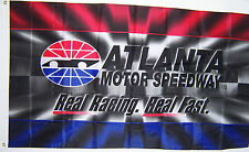 ATLANTA MOTOR SPEEDWAY REAL FAST BANNER NASCAR FLAG NEW 3ftx5ft