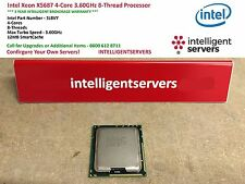 Intel Xeon X5687 4-Core 3.60GHz 8-Fil Processeur ** slbvy **