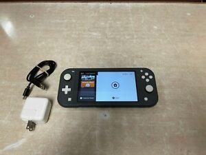 Nintendo Switch Lite HAC-001 32GB Handheld Console - Gray