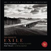 TWO ROADS TO EXILE:STRING QUINTET/STRING SEXTET CD NEW