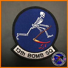 13th Bomb Squadron Full Color Squadron Patch, B-2 Spirit, 509th BW Whiteman AFB