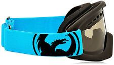 Dragon Alliance DX Ski snowboard Goggles  adult blue/Smoke NEW $9.99