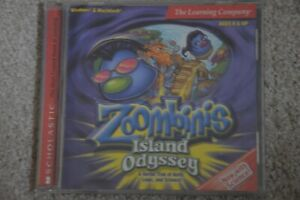 Zoombinis - Island Odyssey by The Learning Company Platform: Windows & Macintosh