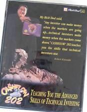 Robert Kiyosaki Cashflow 202 Board Game - 2002
