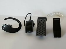 Lof of 4 bluetooth headsets & More: Jawbone Jabra Blue Ant - Tested & Working