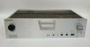 Siemens 6DD1683-0BC0 SP8.18 REV B - 8659-2 SIMADYN D Power Supply Module