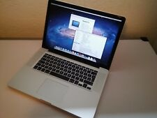 """Vale la pena! Apple MacBook Pro 15"""", i7-2, 0 ghz-500 GB SSHD - 8 GB di RAM, all'inizio del 2011"""