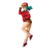 Banpresto Dragon Ball GLITTER & GLAMOURS BULMA II figure normal color japan