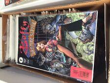 Buffy The Vampire Slayer Complete Comics Set 1-63 Art Covers 2 62 61 60 59 Lot