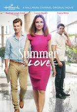 Summer Love 2016 (Hallmark DVD) Rachael Leigh Cook, Lucas Bryant - New!