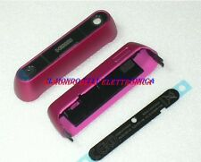 COVER SUPERIORE E INFERIORE ORIGINALE NOKIA N8 N 8 PINK ROSA