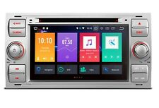 Pb78qsfp-s Autorradio Xtrons HD Android 8.0 Silver para Ford Focus Mondeo C-Max