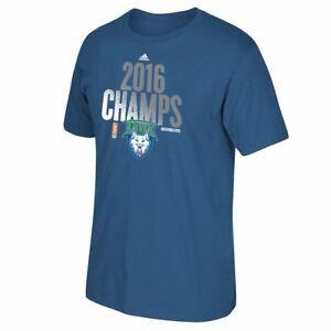 Minnesota Lynx Adidas 2016 WNBA Finals Champs Graphic Blue T-Shirt Men's Medium