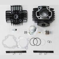 Piston cylindre baril d'alésage tête moteur YAMAHA PW50 PY50 PEEWEE Vélo 50cc