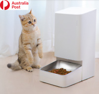 Xiaomi Pet Feeder Bowl Fountain Food Dispenser WIFI APP Smart Control Dog Cat 4L