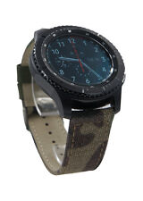 22mm Fabric Watch Band Strap Bracelet Tool For Samsung Gear S3 Frontier Classic