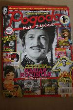 Pogoda na Życie 4/2016  Rolling Stones, Marilyn Monroe, Peter Sellers, Łazuka