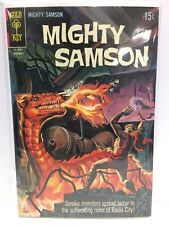 Mighty Samson #16 Bande Dessinée Gold Key 1968