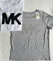 MICHAEL KORS womens T-shirt BIG LOGO 1 t shirt