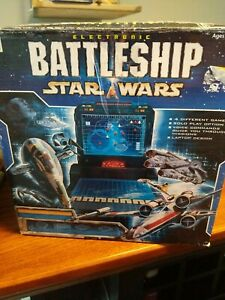 Battleship Star Wars Special Edition Game (all pieces with printed instructions)
