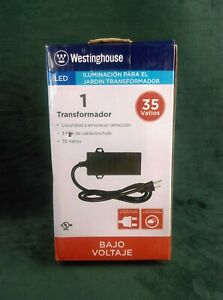 Transformer 35 Watt by Westinghouse LED 3' Cable Weather Resistant
