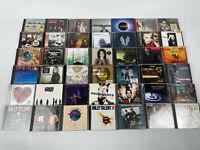 CD Sammlung Rock Alben 42 Stück - Björk LinkinPark Green Day Matchbox ACDC Sting