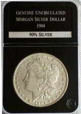 1904-O UNC Morgan Silver Dollar PCS Guaranteed