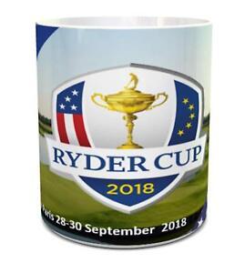 Golf Ryder Cup 2018 Mug 11oz Ceramic Mug