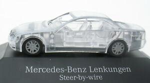 Herpa - Mercedes-Benz Lenkungen CL Coupe - Steer-by- wire - Limitiert - 1:87