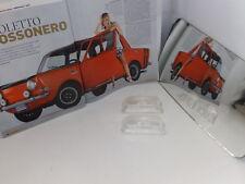 SIMCA 1000 DAL 61 / 68 - TRASPARENTI FANALI ANTERIORI DX E SX BIANCHI