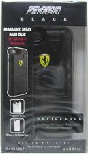Scuderia Ferrari Black  2 x 25 ml Eau de Toilette Spray / iPhone Flacon