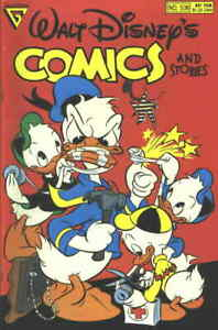 Walt Disney?s Comics and Stories #536 VF; Dell | save on shipping - details insi