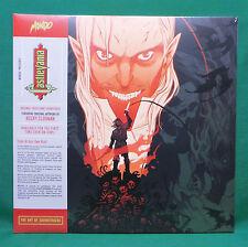 "Castlevania Original Video Game Soundtrack 10"" Black Vinyl LP Record Mondo"