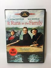 It Runs in the Family (DVD Movie; Widescreen) Michael Douglas, Kirk Douglas