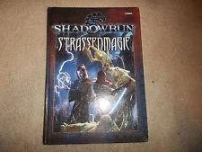 Shadowrun 4th Ed Strassenmagie (Street Magic) German version