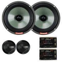 """Memphis Audio VIV60C SIX FIVE Series 6-1/2"""" Component Car Audio Speaker System"""