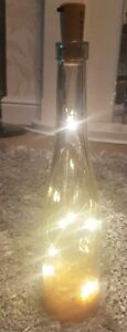Light Wine Bottle