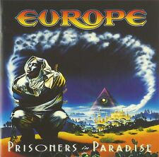 CD - Europe - Prisoners In Paradise - #A1123