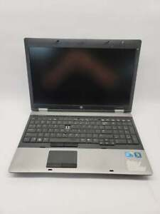 HP Probook 6550B I7 Vpro M620 4Gb Ram 250GB HDD 15inch FOR PARTS !